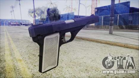 GTA 5 Vintage Pistol - Misterix 4 Weapons for GTA San Andreas third screenshot
