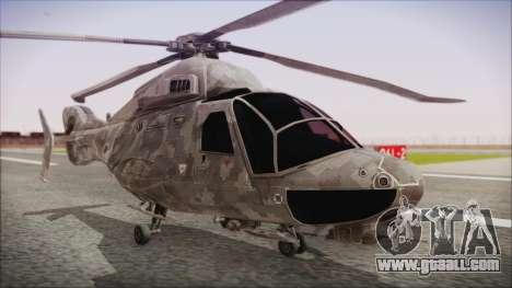Tom Clancys Splinter Cell Blacklist Scout for GTA San Andreas