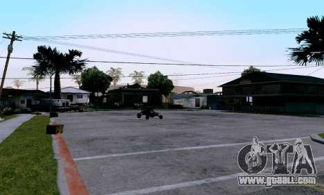 uM ENB for weak PC for GTA San Andreas third screenshot