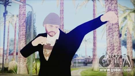 GTA Online Skin 25 for GTA San Andreas