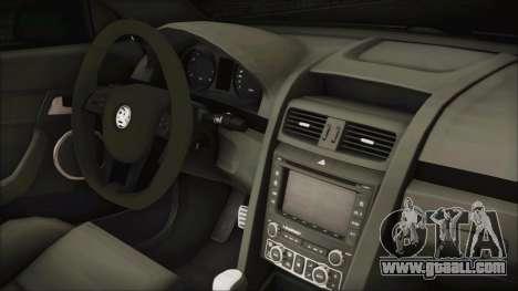 Holden Commodore VE Sportwagon 2012 for GTA San Andreas right view