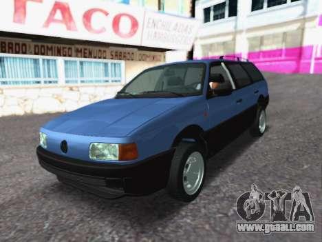 Volkswagen Passat B3 Variant for GTA San Andreas