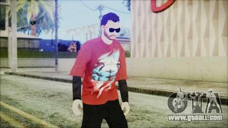 GTA Online Skin 27 for GTA San Andreas