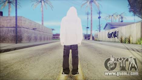 Brick Bazuka for GTA San Andreas third screenshot