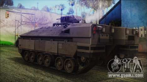 IFV-6C Panther Tracked IFV for GTA San Andreas left view