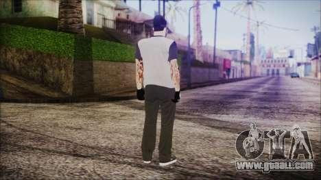 GTA Online Skin 51 for GTA San Andreas third screenshot