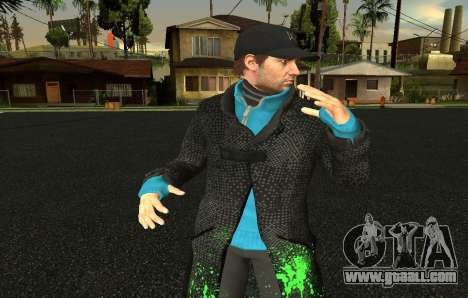 Mens Mega Pack for GTA San Andreas twelth screenshot
