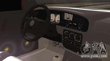 Volkswagen Golf 2 Ghetto Cult for GTA San Andreas right view