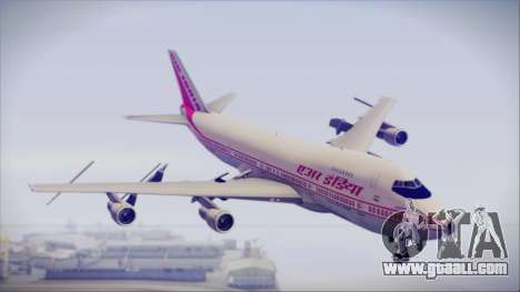Boeing 747-237Bs Air India Emperor Shahjehan for GTA San Andreas