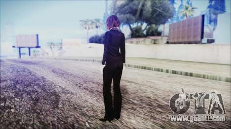 Jill Business for GTA San Andreas third screenshot