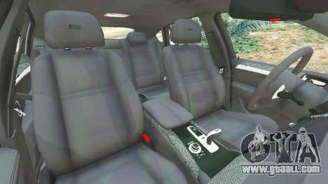 GTA 5 BMW X6 M (E71) v1.5 right side view
