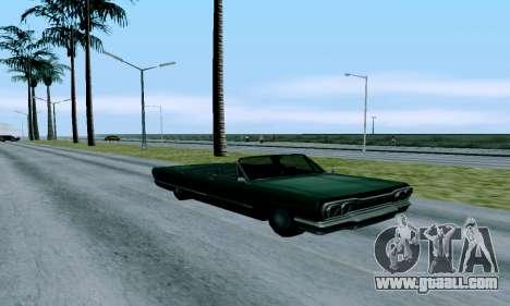 uM ENB for weak PC for GTA San Andreas