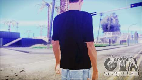 T-Shirt Christmas Tree for GTA San Andreas second screenshot