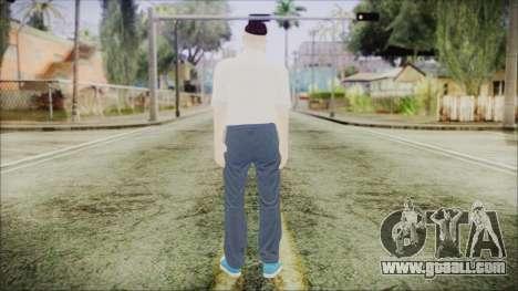 GTA Online Skin 38 for GTA San Andreas third screenshot