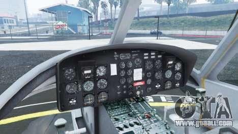 GTA 5 Bell UH-1D Huey Royal Canadian Air Force fifth screenshot