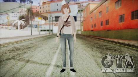 Life is Strange Episode 5-4 Max for GTA San Andreas second screenshot