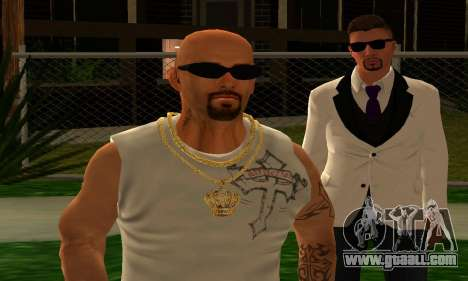 Mens Mega Pack for GTA San Andreas tenth screenshot