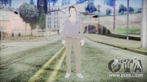 Hermione Granger for GTA San Andreas second screenshot