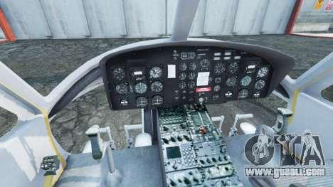 GTA 5 Bell UH-1D Israeli Air Force fifth screenshot