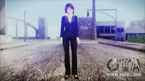 Jill Business for GTA San Andreas second screenshot