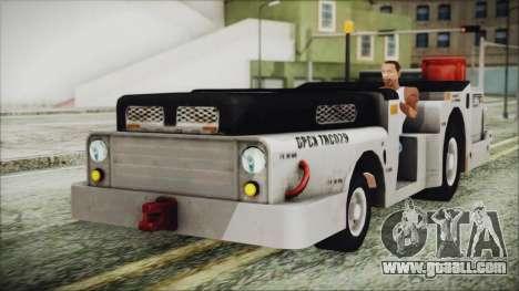 BF3 Push Car for GTA San Andreas