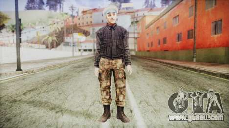 World In Conflict Lebdjev for GTA San Andreas second screenshot
