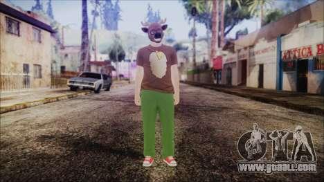 GTA Online Skin 11 for GTA San Andreas second screenshot