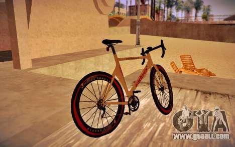 GTA V Endurex Race Bike for GTA San Andreas left view