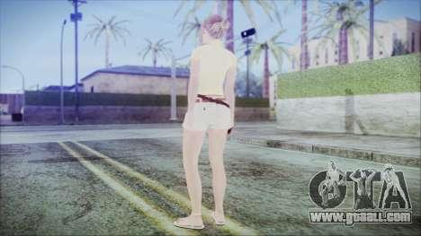 Steph Skin for GTA San Andreas third screenshot