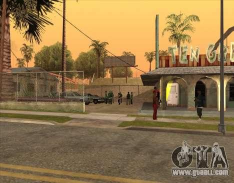 Bratki at the bar for GTA San Andreas forth screenshot