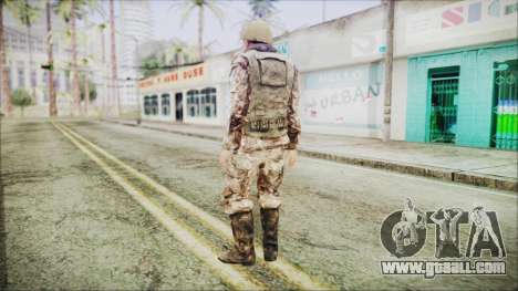 World In Conflict Generic Russian for GTA San Andreas third screenshot