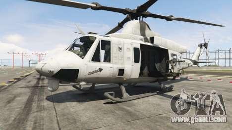 GTA 5 Bell UH-1Y Venom v1.1