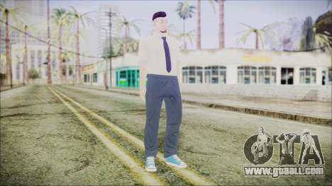 GTA Online Skin 38 for GTA San Andreas second screenshot