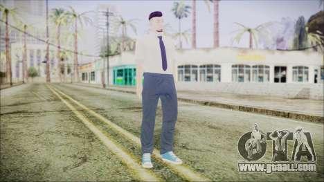 GTA Online Skin 38 for GTA San Andreas second screenshot