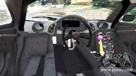 McLaren F1 GTR Longtail [Loctite] for GTA 5