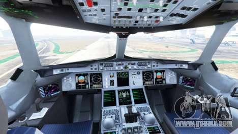 GTA 5 Airbus A380-800 fifth screenshot