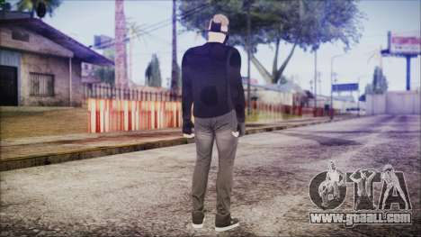 GTA Online Skin 53 for GTA San Andreas third screenshot