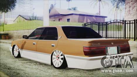 Toyota Crown VIP for GTA San Andreas left view