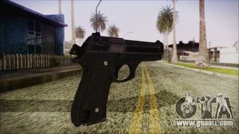 PayDay 2 Bernetti 9 for GTA San Andreas second screenshot