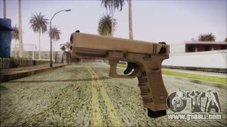 PayDay 2 STRYK 18c for GTA San Andreas