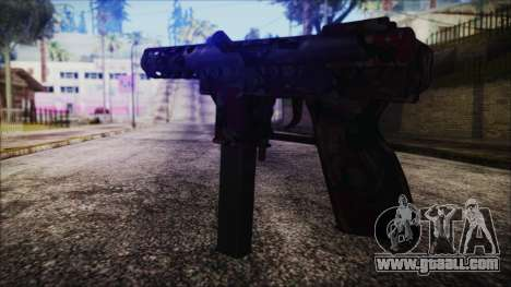 TEC-9 Search and Rescue for GTA San Andreas second screenshot