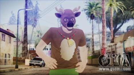 GTA Online Skin 11 for GTA San Andreas