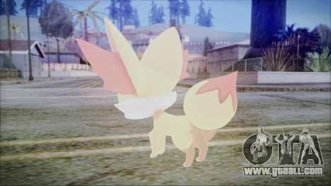 Fennekin (Pokemon XY) for GTA San Andreas second screenshot
