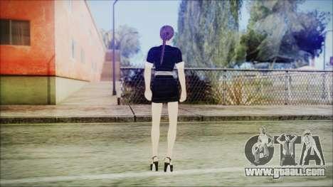 Lara Flaca Business Suit for GTA San Andreas third screenshot
