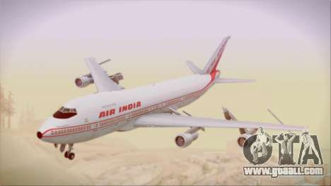 Boeing 747-237Bs Air India Vikramaditya for GTA San Andreas