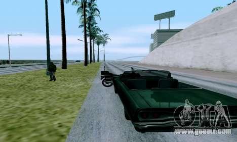 uM ENB for weak PC for GTA San Andreas second screenshot