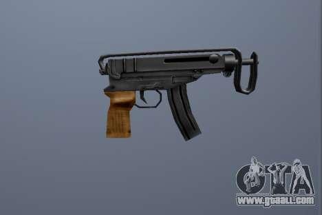 PP Scorpio for GTA San Andreas second screenshot