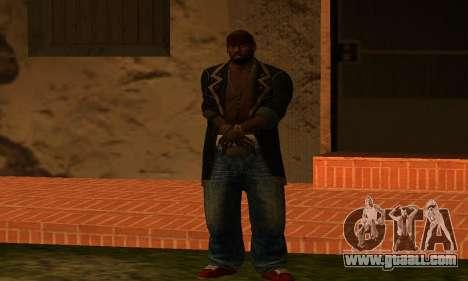 Mens Mega Pack for GTA San Andreas seventh screenshot