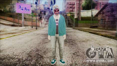 GTA Online Skin 21 for GTA San Andreas second screenshot