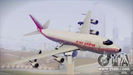 Boeing 747-237Bs Air India Emperor Ashoka for GTA San Andreas
